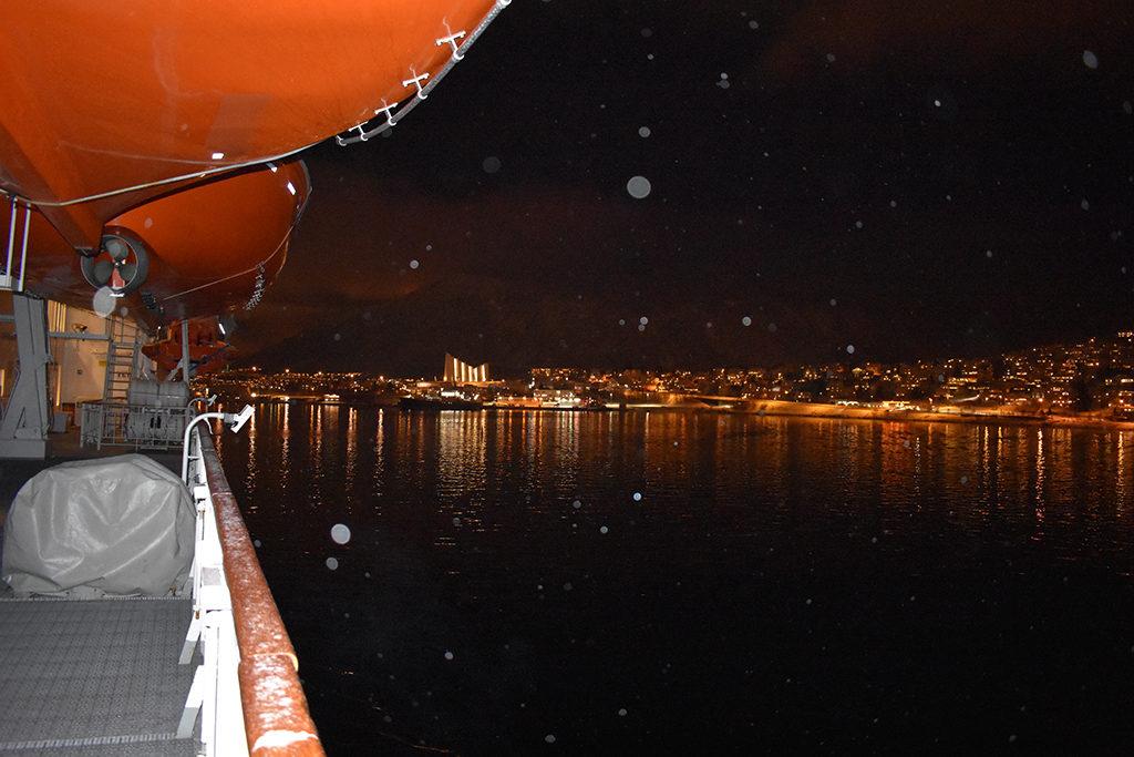 Hurtigruten, Authentic Scandinavia, Norway Cruise, Norwegian Cruise, Winter Cruise, Fjord Cruise, Cruising Norway, Norway, Tromso, Kirkenes, Bergen, Oslo, diapersonaplane, diapers on a plane, creating family memories, misadventures traveling standby, family travel, traveling with kids