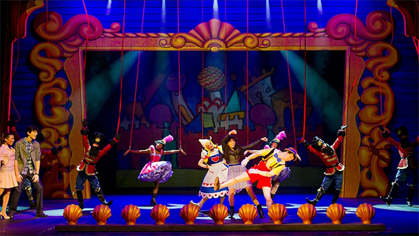 Disney Cruise Line Broadway Style Show, Broadway Style Shows, Aladdin, Frozen, A musical Spectacular, Disney Wishes, Disney Dreams, Disney's Believe, Golden Mickey's, Nightly Entertainment, Cruise Entertainment, Family Cruise Entertainment, Traveling with kids, family travel, creating family memories