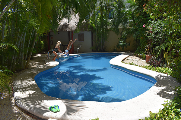Airbnb in playa del carmen, airbnb, playa del carmen, best airbnb in mexico, best airbnb in playa del carmen, mayan ruins, where to stay in mexico, traveling with kids, family travel, creating family memories