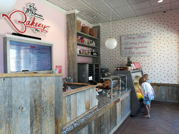 Erin McKenna's Bakery NYC, Disney Springs, Orlando, Florida, Gluten Free Bakery, traveling with kids, family travel