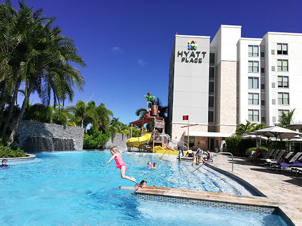 Hyatt Place City Center San Juan, Hotels in Puerto Rico, Family Friendly Hotels San Juan, traveling with kids, family travel