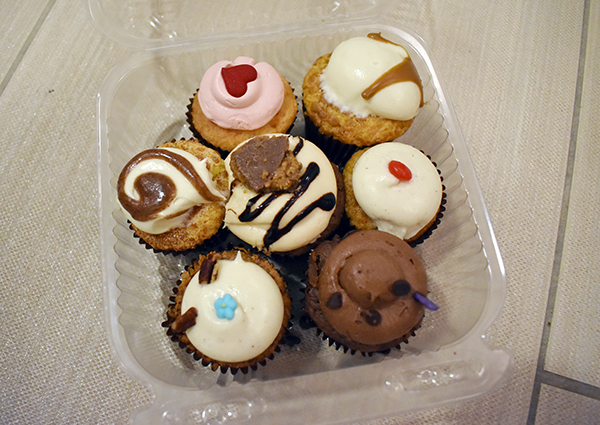 Cami's Cupcakes, Cami's Creamery, Banana Pudding Ice Cream, traveling with kids, family travel, diapers on a plane