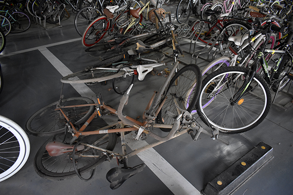 Rusted Bikes
