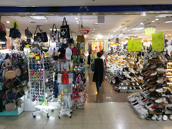 Shopping with Kids in South Korea