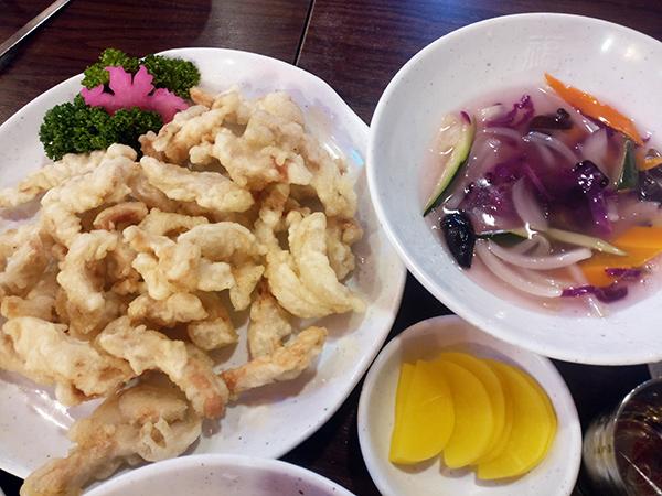 Chinese Restaurant in Korea