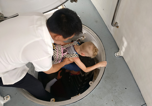 Exploring Submarines on Jeju Island with Kids