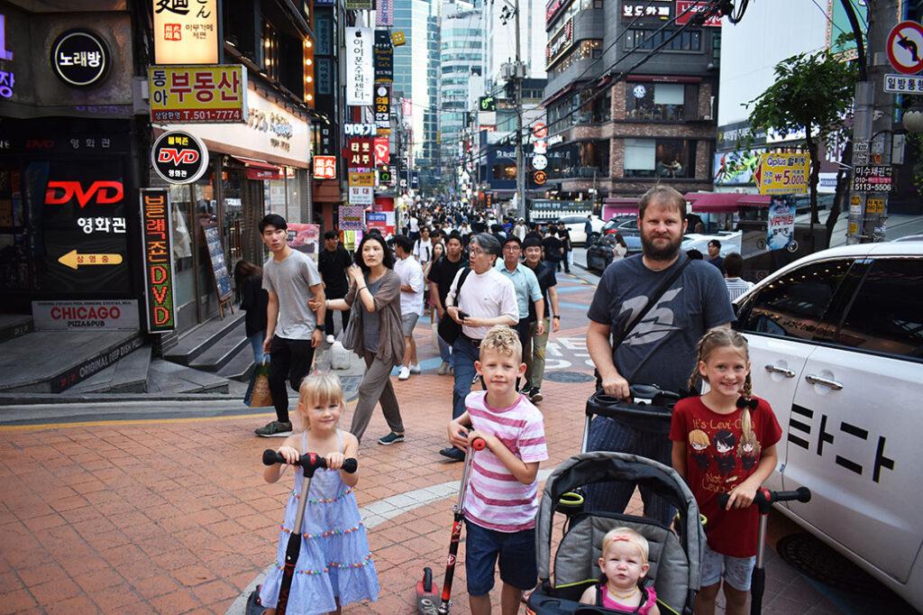 Gangnam, Seoul, South Korea, World's Smartest City