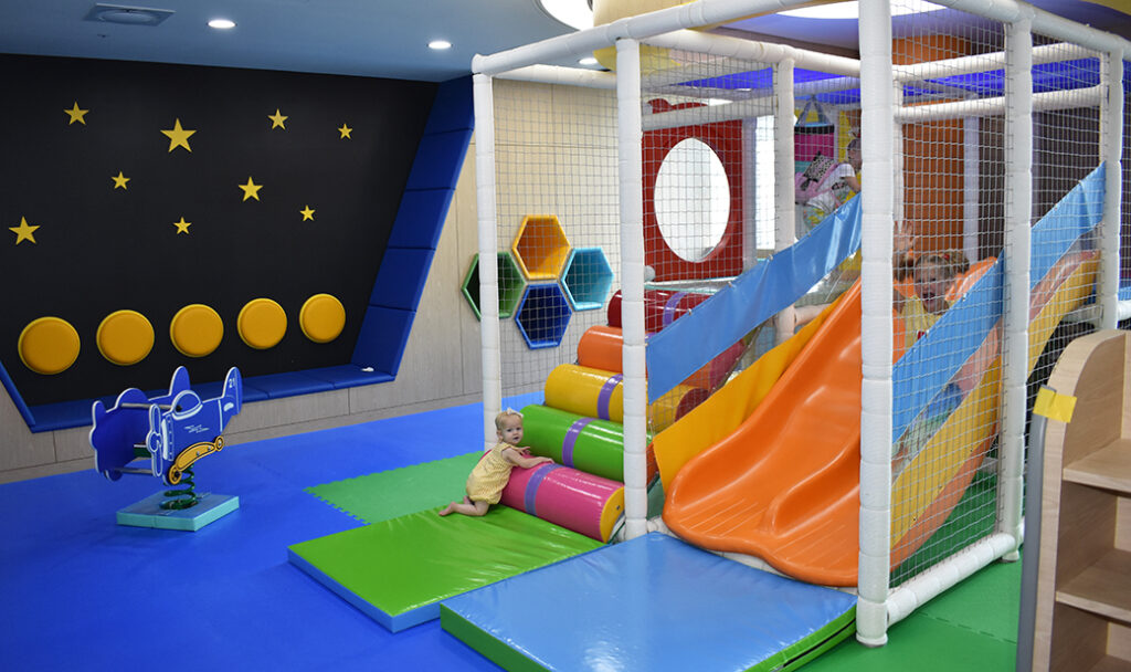 Gimpo International Airport Children's Playground