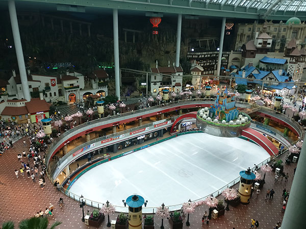 Lotte World with Kids