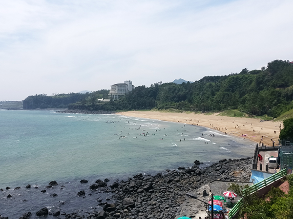 Perfect Family Day on Jeju Island