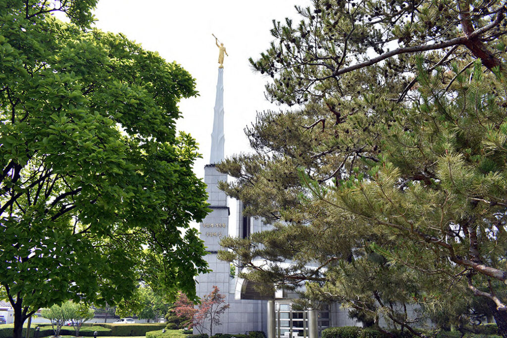 Korea LDS Temple