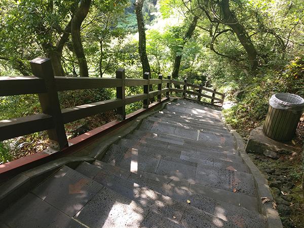 Hiking on Jeju Island