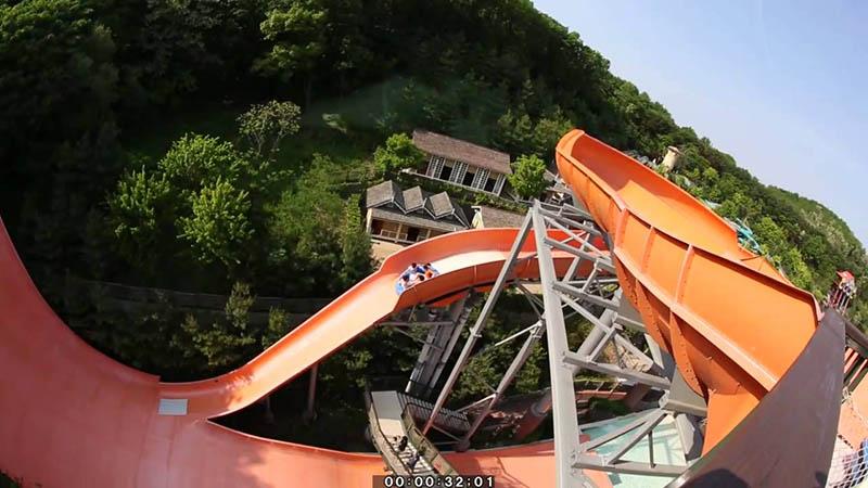 Tower Boomerang Go Caribbean Bay