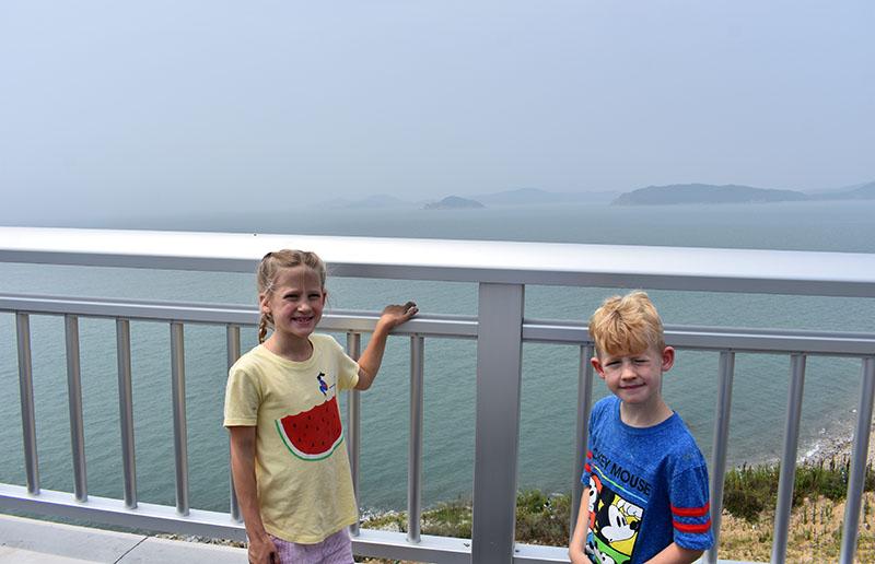 Bridge to Muuido Island