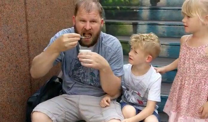 Eating Bugs in South Korea