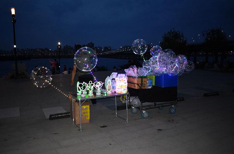 Bamdokkaebi Night Market with Kids