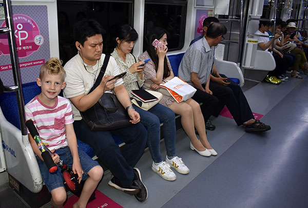 Train to Seoul