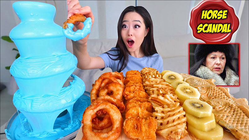Our First Mukbang