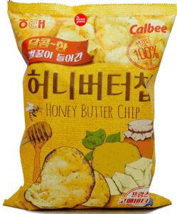 Korean Goodies Honey Butter