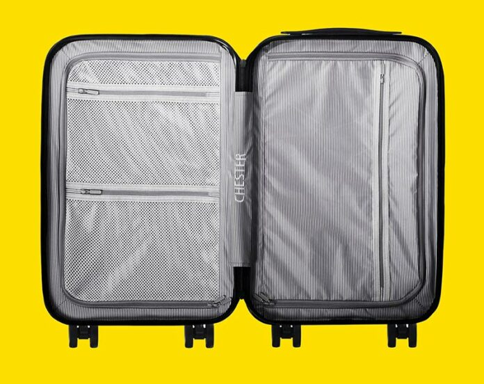 Chester Luggage Inside