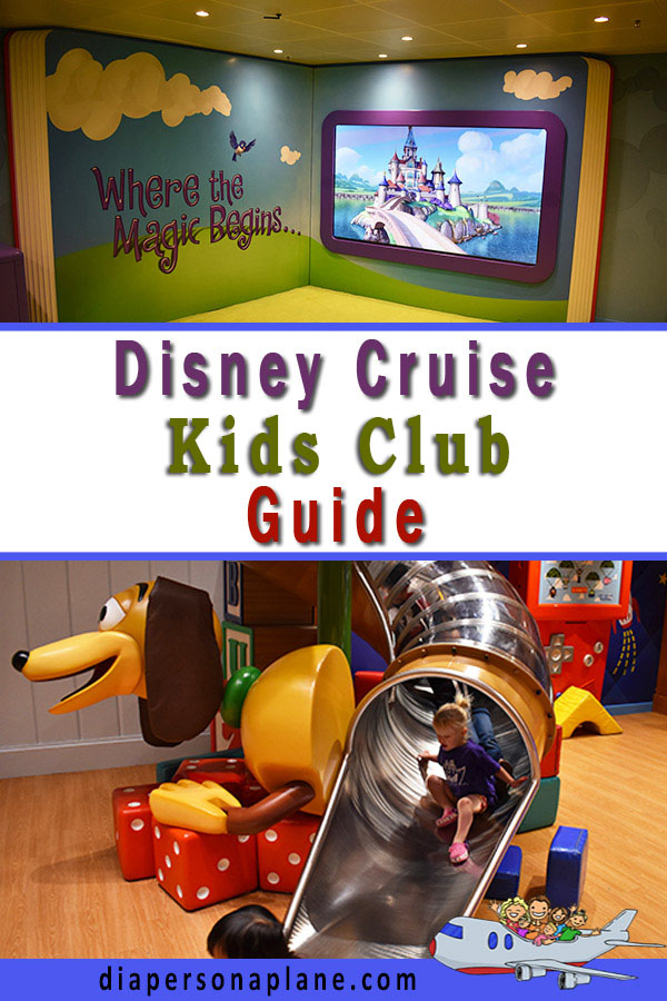 Everything you Need to Know about the Disney Cruise Kids Clubs!