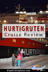 Sailing Through the Norwegian Fjords with Kids on the Hurtigruten. True Adventure, Northern Lights, Ice Fishing, Sledding and Celebrating Christmas on this incredible showboat!
