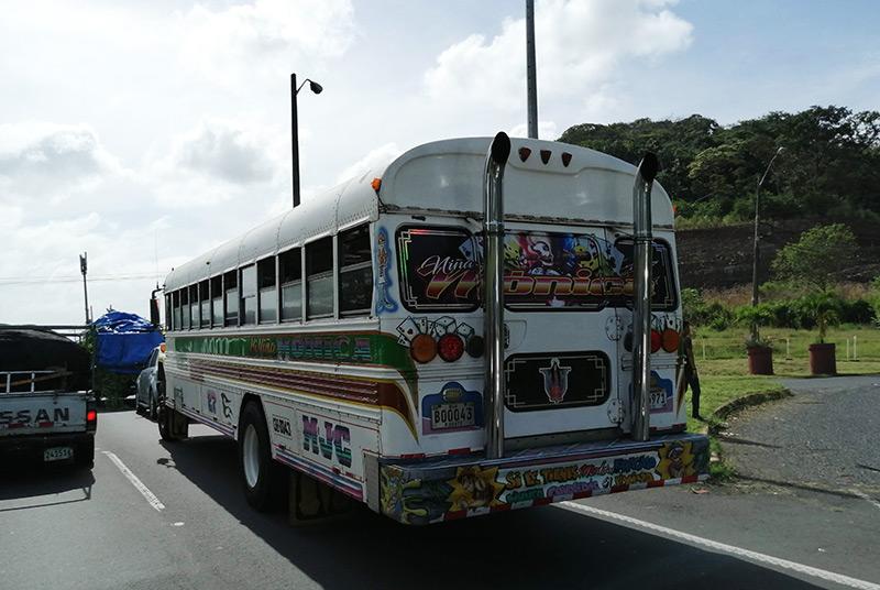 Diablo Rojos in Panama