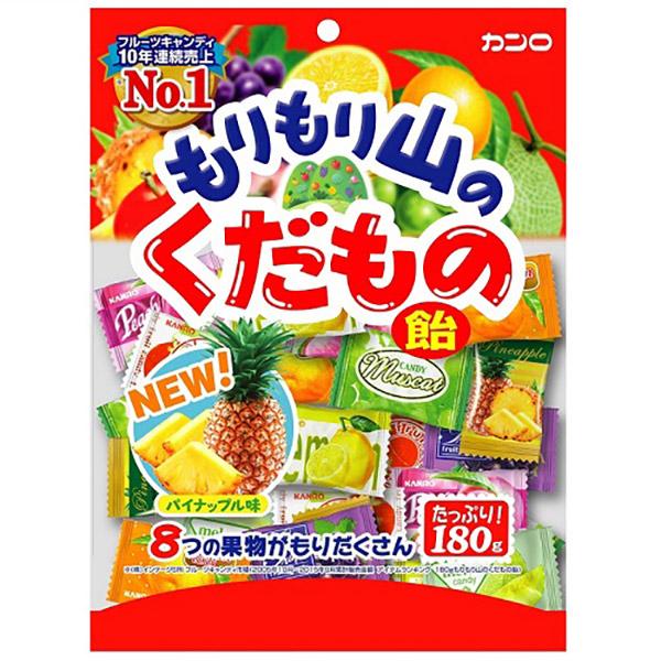 Japanese Snack MoriMori