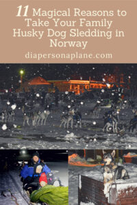 11 Magical Reasons to Take Your Family Husky Dog Sledding in Norway