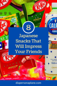 8 Japanese Snacks That Will Impress Your Friends