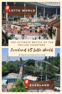 Trouble deciding which theme park to visit in South Korea? We've got your covered with this ultimate battle of the rollercoasters between Lotte World and Everland plus so much more!