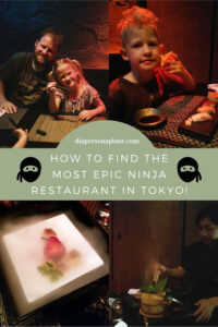 Everything you need to know about the most epic Ninja Restaurant in Tokyo! Ninja Akasaka!