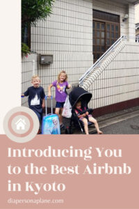 The Best Airbnb in Kyoto, Japan is located a few steps from the most famous Shrine in all of Japan: Fushimi-Inari Taisha!
