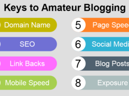 43 Proven Growth Tips to Help You Succeed Amateur Blogging