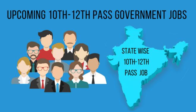 Latest 12th Pass Government Job