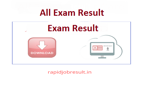 RRB Chandigarh NTPC Result