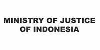 Ministry of Justice of Indonesia Client Logo