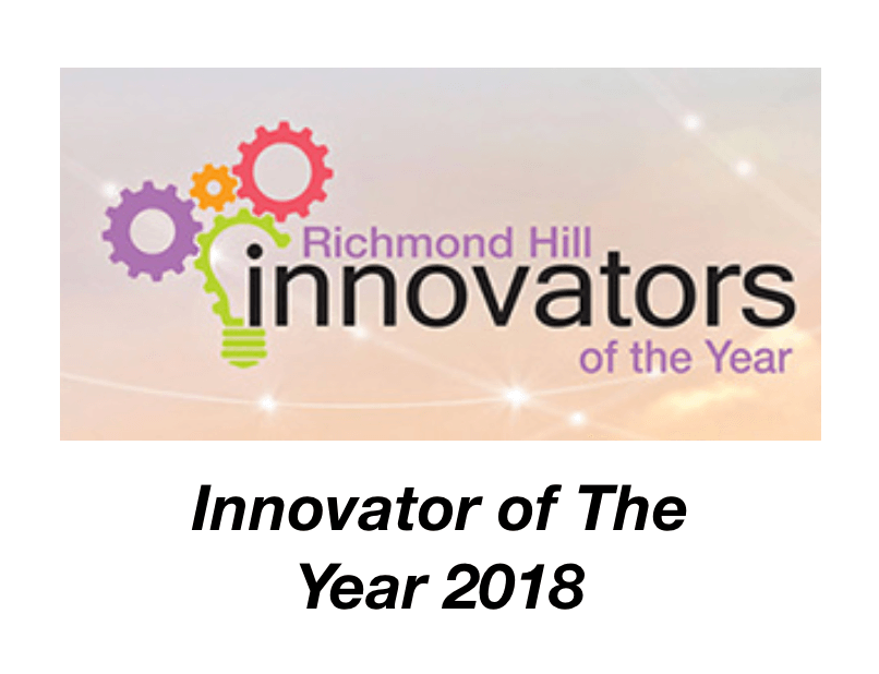 2018 Innovator of the Year Award Winner Logo
