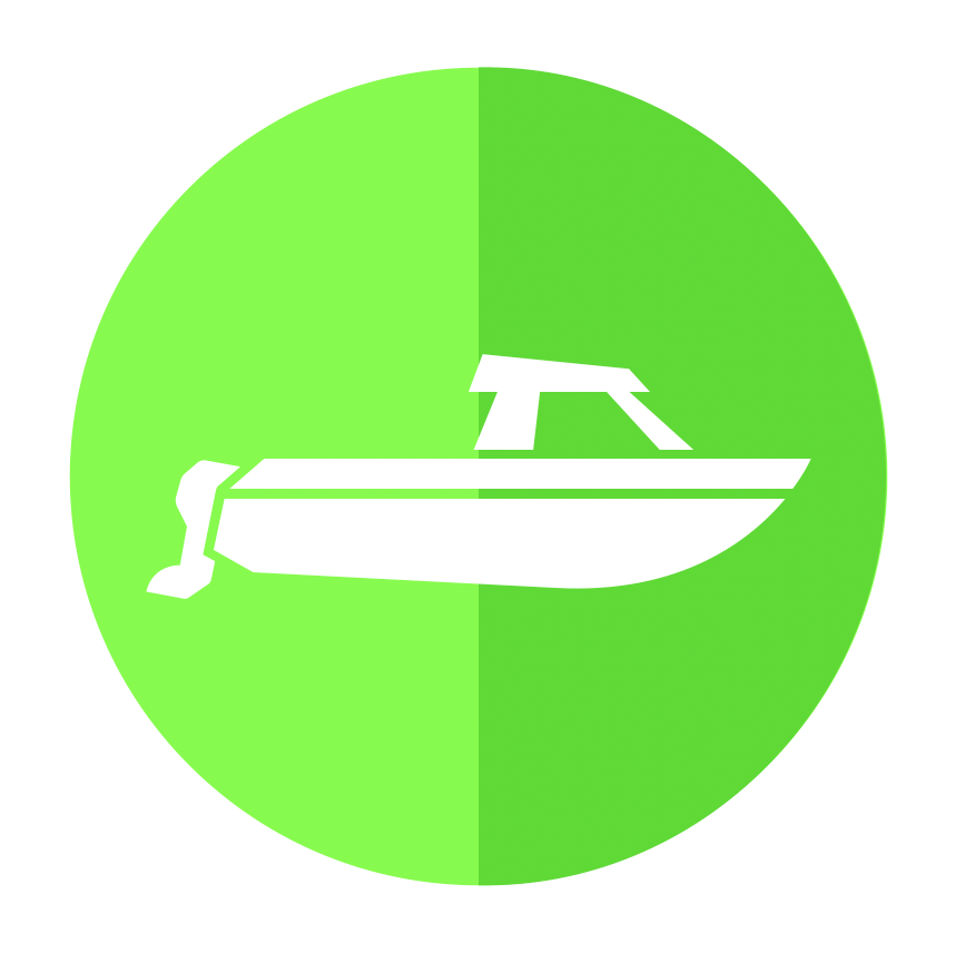 Boat Watercraft Icon