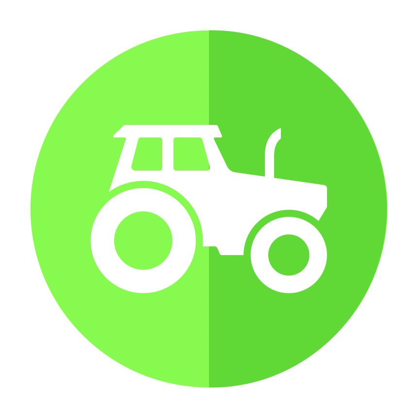 Tractor All Terrain Vehicle Icon