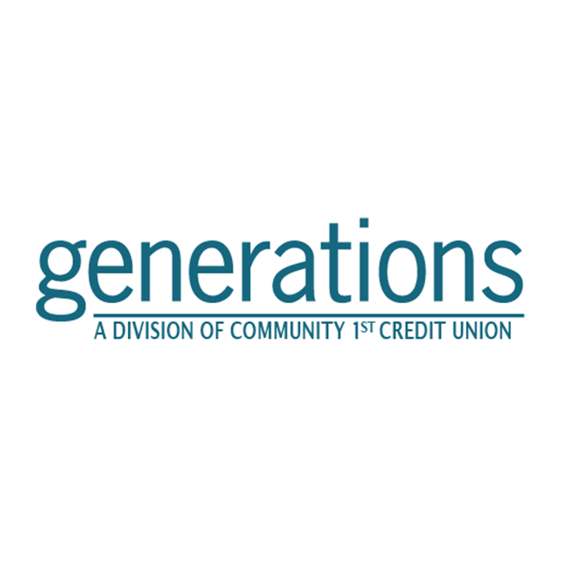 Generations Credit Union logo