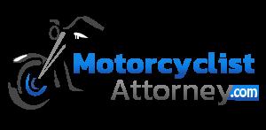 Motorcyclist logo