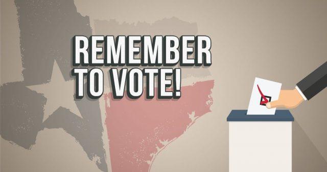 Vote tomorrow!
