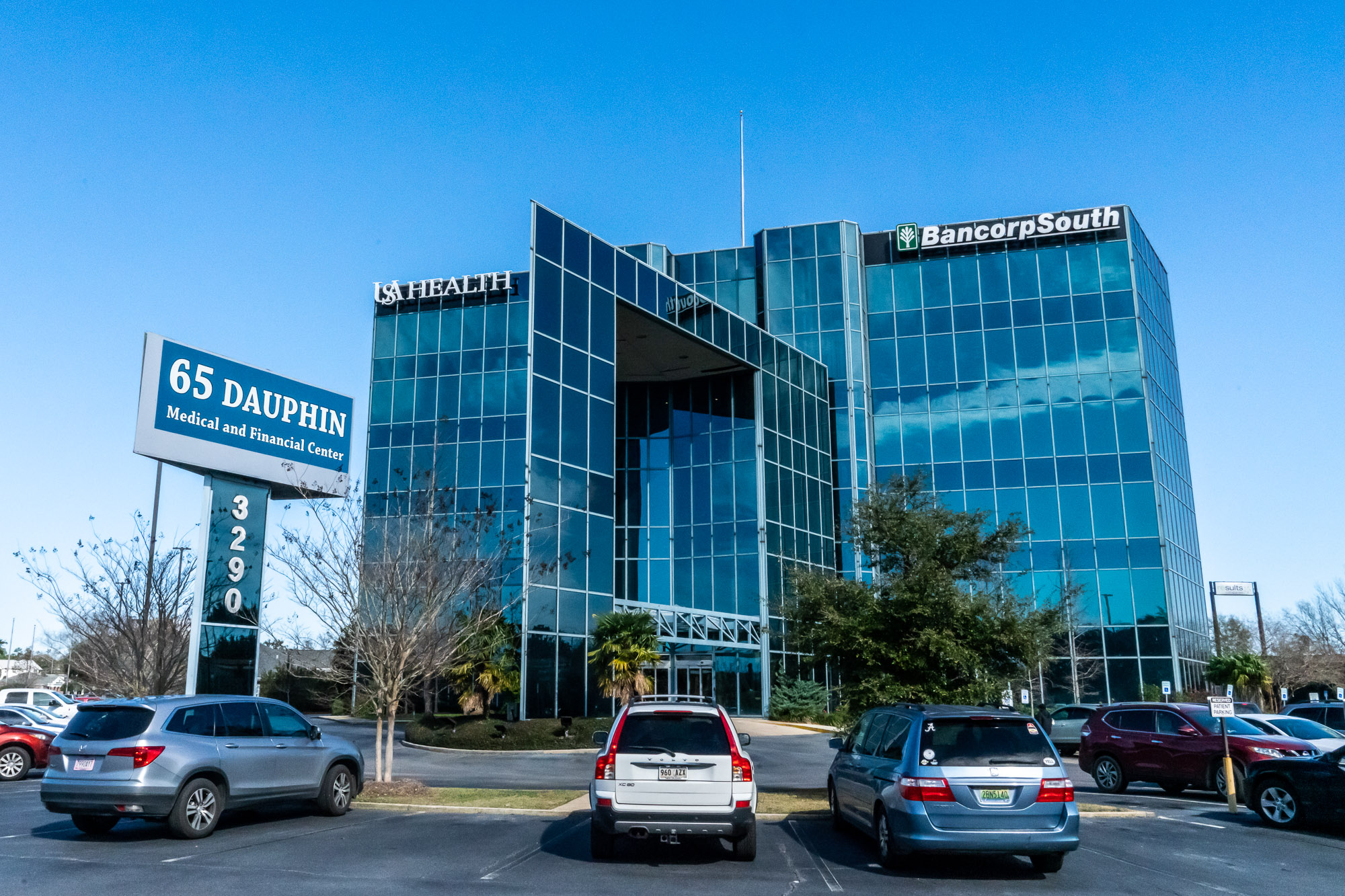 Dauphin and 65 Financial and Medical Center