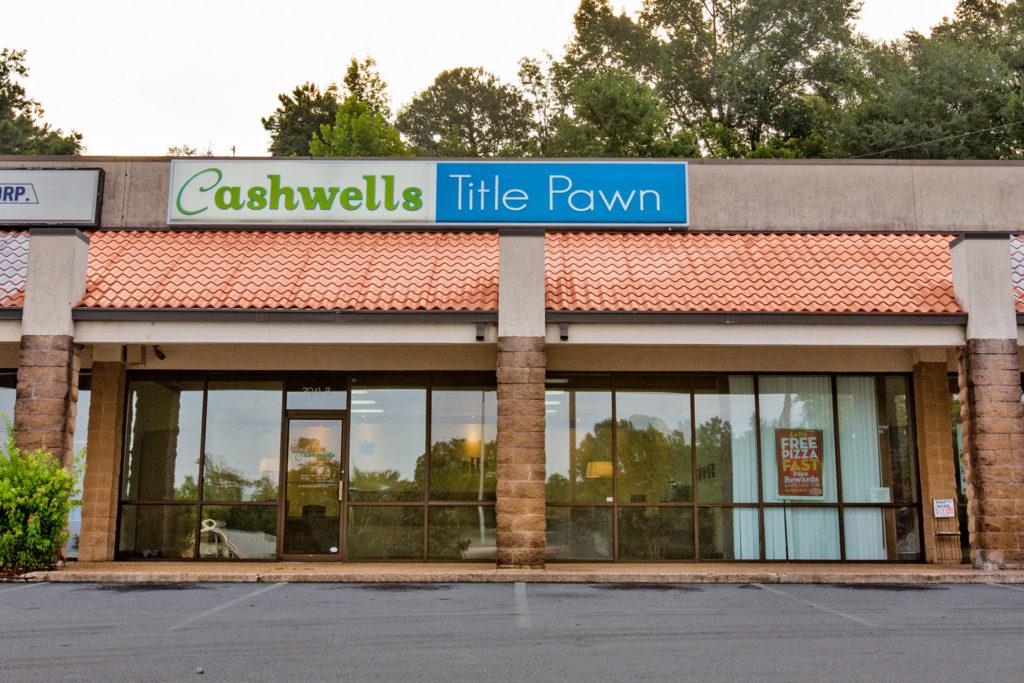 Cashwells Title Pawn - Victory Drive - Columbus, GA