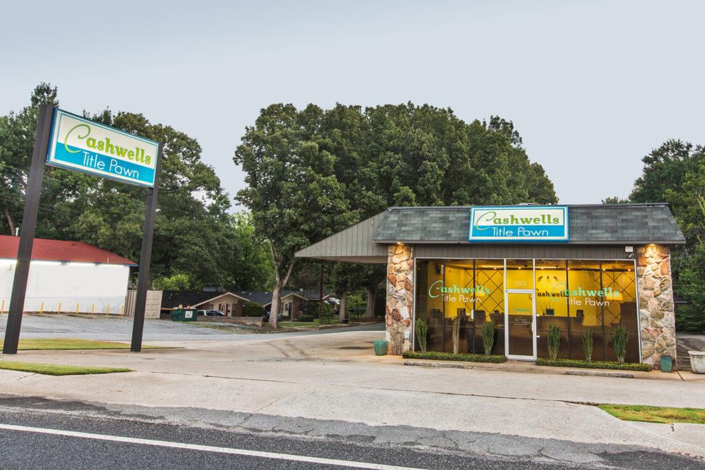 Cashwells Title Pawn - Manchester Expressway - Columbus, GA