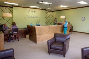 Cashwells Title Pawn - Manchester Expressway - Columbus, GA - waiting room