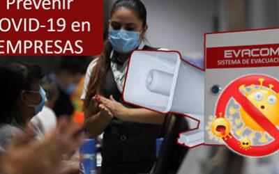 Evacom Sistema de Evacuación Edición Especial