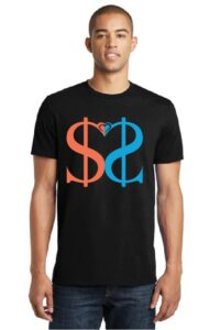 Black Class Shirt Front