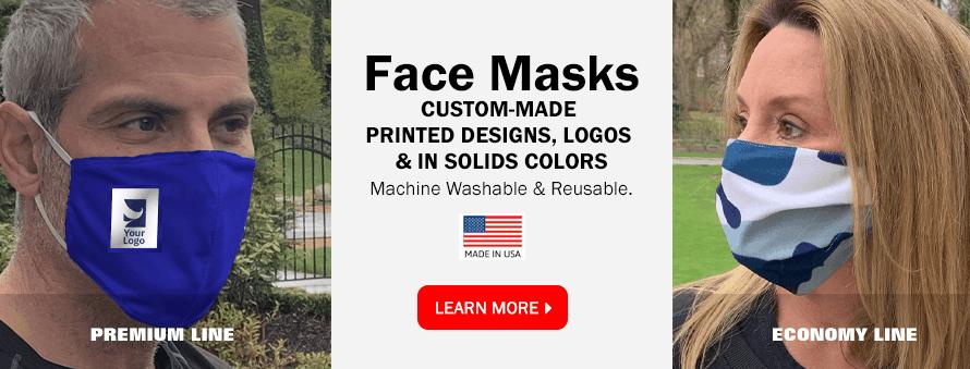 Custom Face Maks